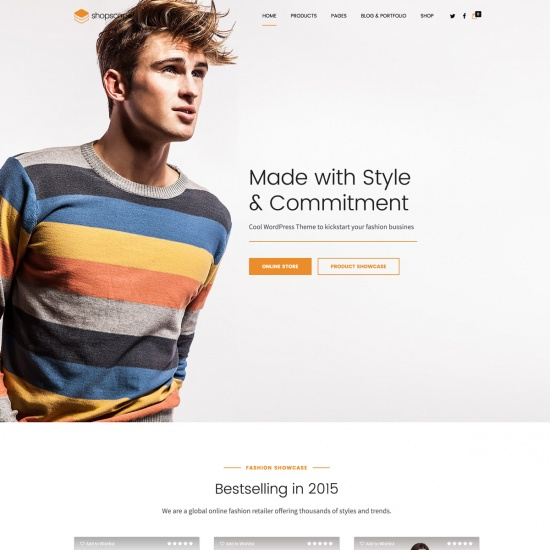 Shopscape - Single Product & WooCommerce Shop Theme