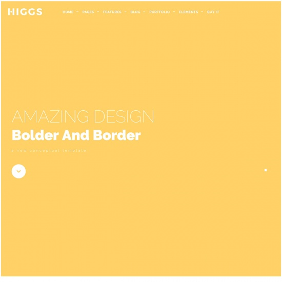 Higgs - Ultimate WordPress Theme is a modern and powerful multipurpose theme.