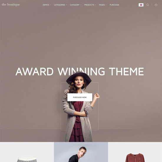 Florist - Minimalist WooCommerce WordPress Theme